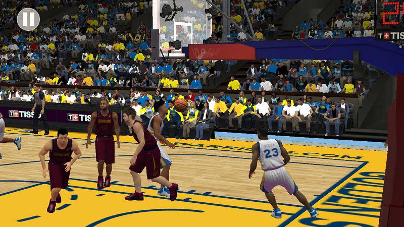 NBA 2K17 APK