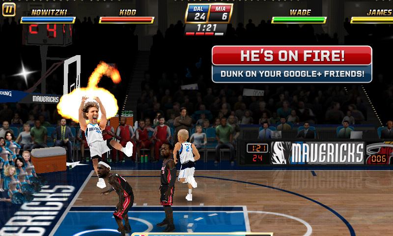 NBA JAM Apk 2