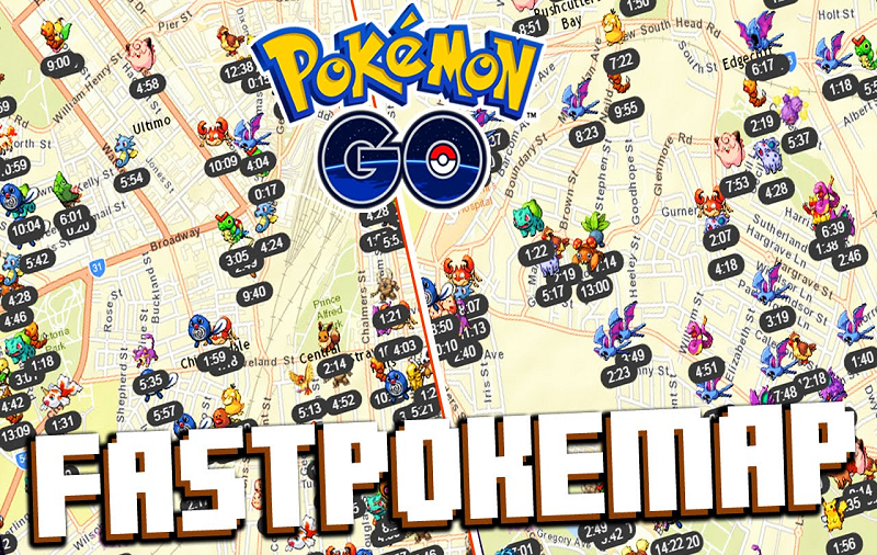 FastPokeMap Download for Android [Steps by Steps]
