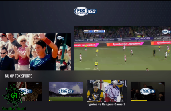 Fox sports apple tv