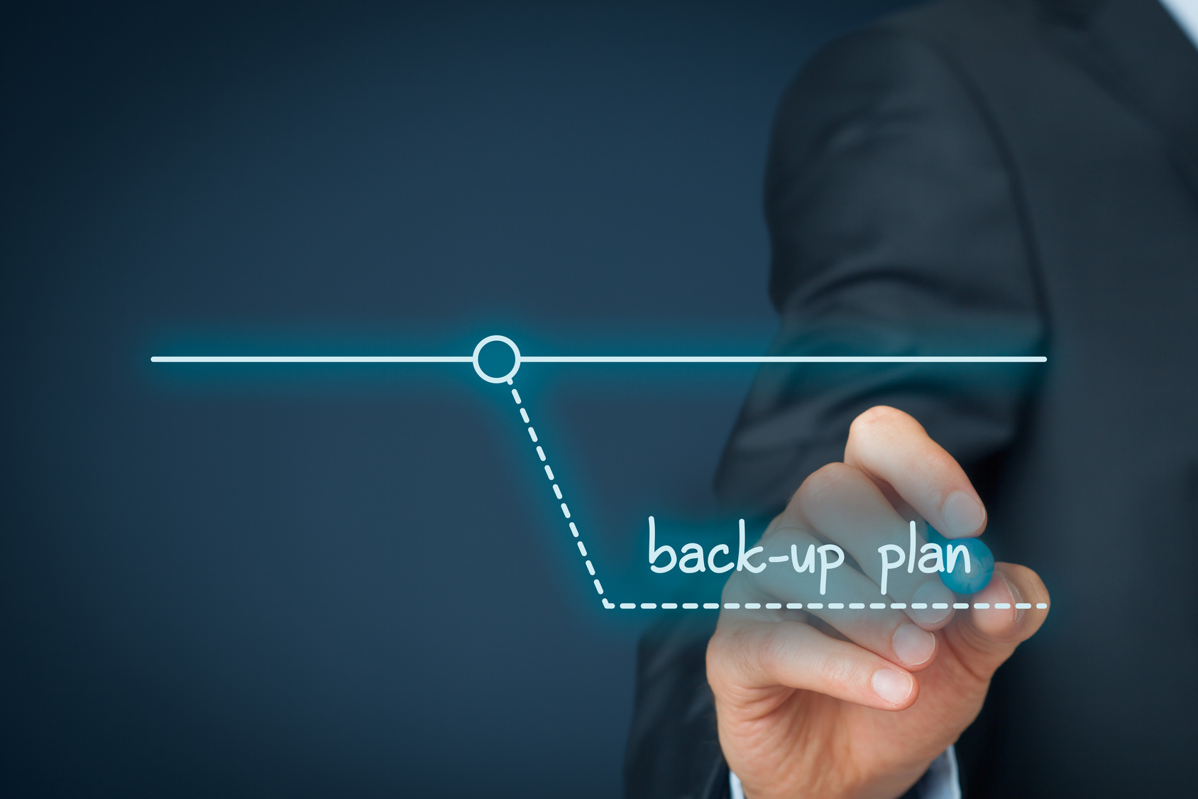 Backup Critical Business Data