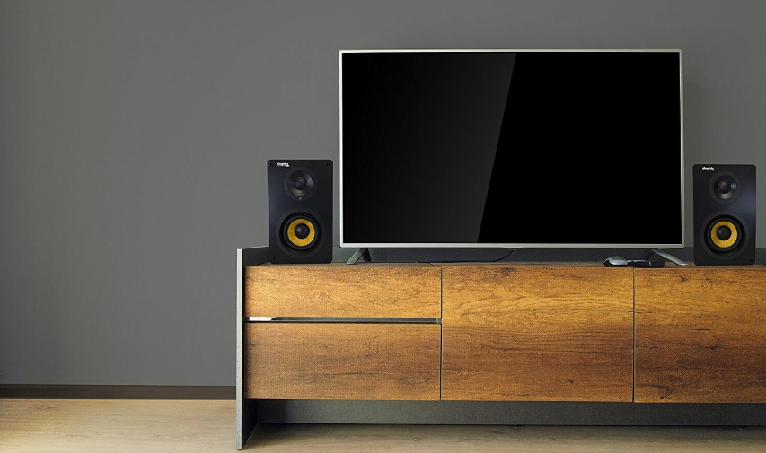 TV with Sound System