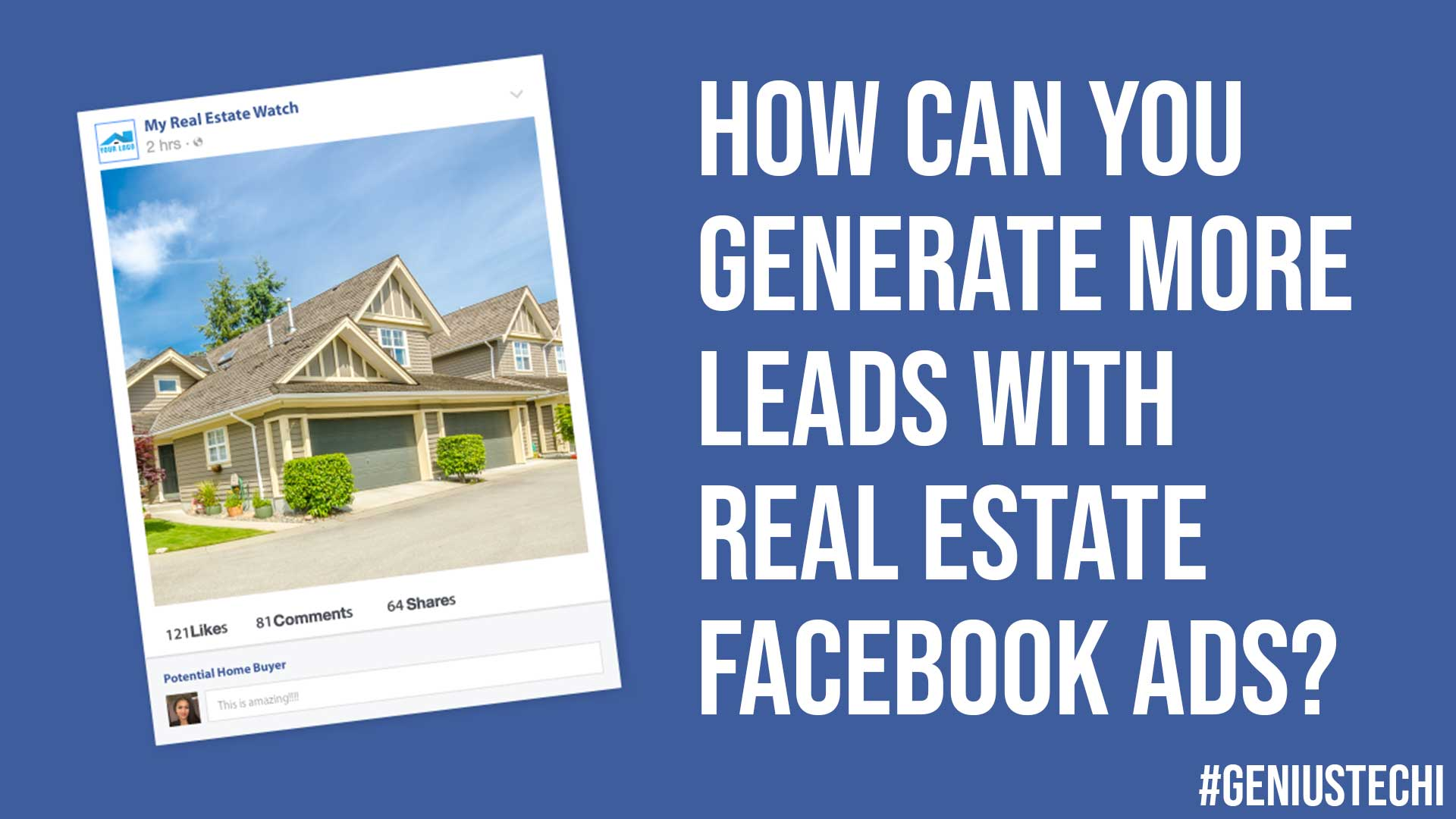 How Can You Generate More Leads with Real Estate Facebook Ads
