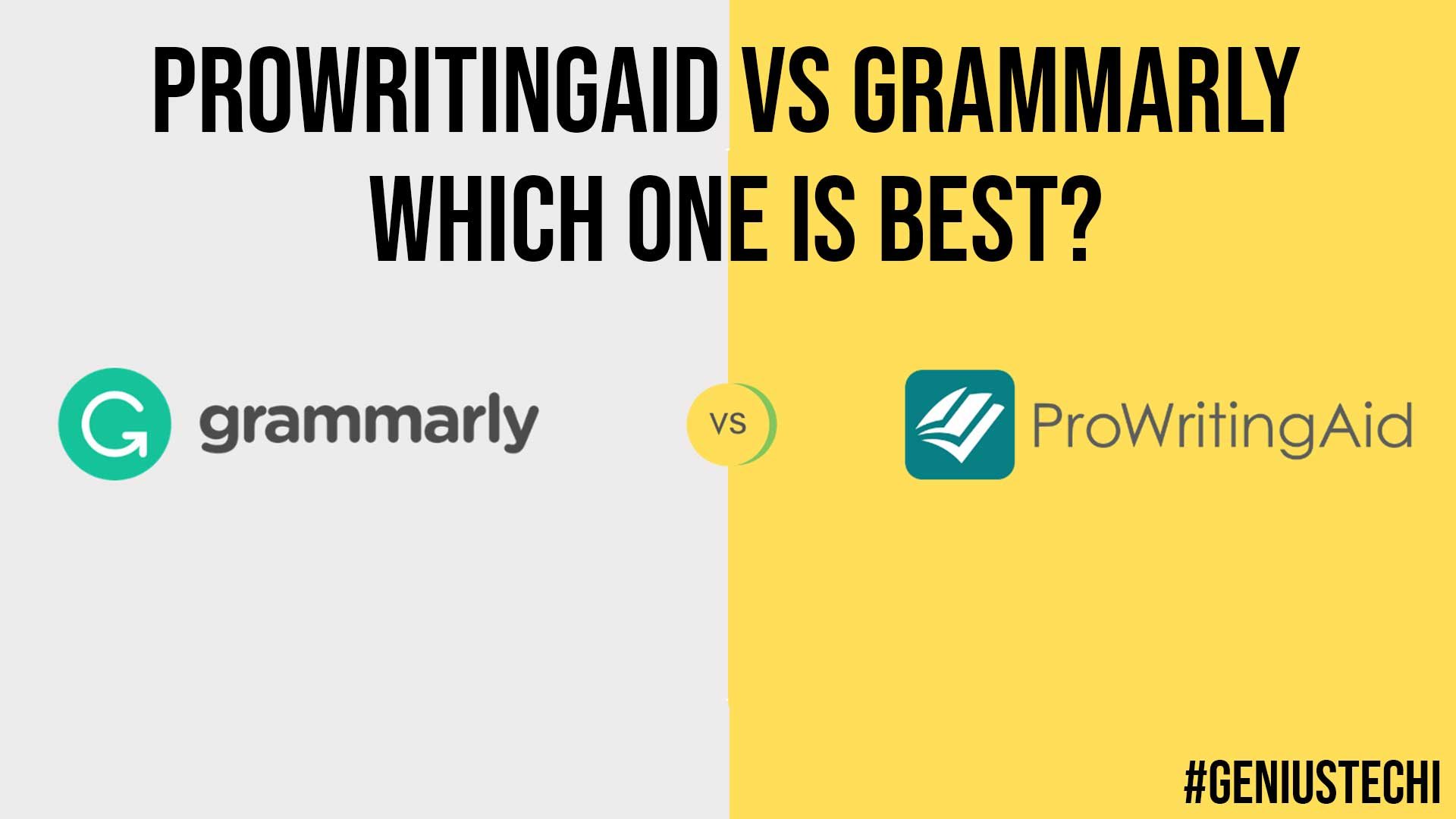 ProWritingAid VS Grammarly Which One is Best